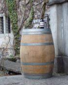 Weinfass Stehtisch