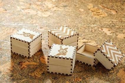 Aufbewahrungskisten aus Holz kaufen