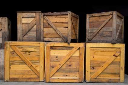 Frachtkisten aus Holz kaufen