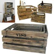 Weinkisten antik