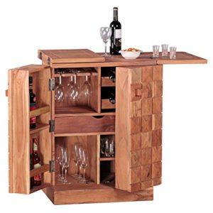 Hausbar aus Holz