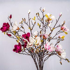 Kunstblumengestecke