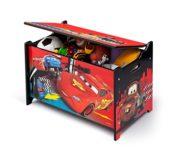 Cars Spielzeugkiste Holz