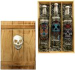 Geschenkset Skull Vodka
