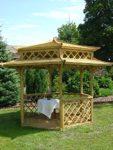Stan-Wood Japanischer Gartenpavillon